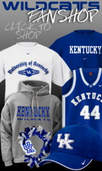 Kentucky Wildcats Fan Shop